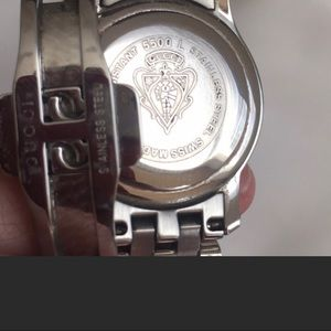 Ladies Stainless Gucci watch